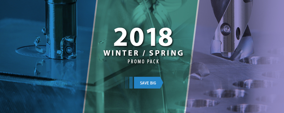 2018 Winter Spring Promo Pack