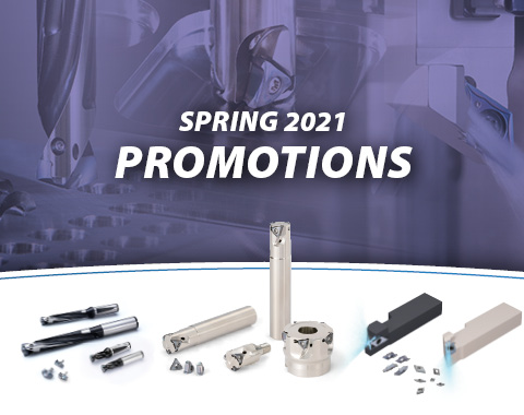 2021 Spring Promotions
