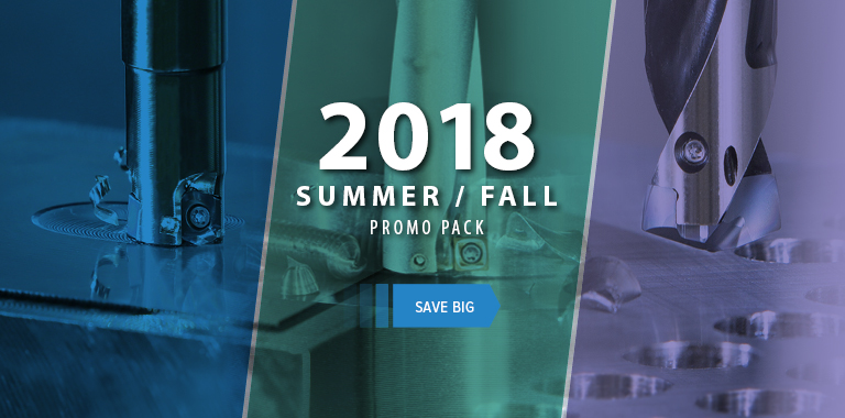 2018 Summer Fall Promo Pack